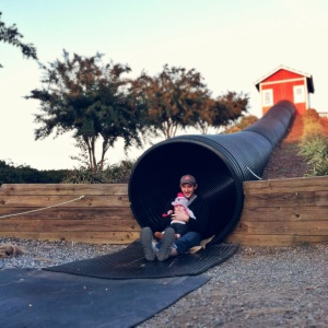hill ridge farms slide // the modern locket